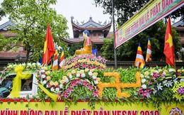 Noi gương Đức Phật, kiến lập nếp sống lành mạnh, xây dựng nhân gian hạnh phúc