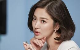 Song Hye Kyo lên tiếng về lý do ly hôn