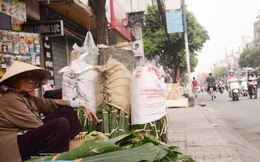 Khám phá chợ lá dong Sài Gòn họp 1 dịp trong năm