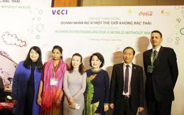 Doanh nhân nữ hành động vì một thế giới không rác thải