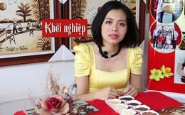 Nữ doanh nhân đầu tiên đưa nghệ thuật tranh gạo đến gần công chúng