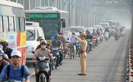 Những đường phố Hà Nội bị cấm trong 2 ngày Quốc tang