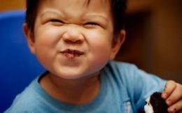 Bổ sung sắt chống thiếu máu cho bé
