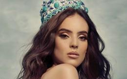 Vẻ đẹp sắc sảo đậm chất người mẫu của tân Hoa hậu Thế giới
