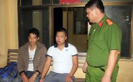 Tạm giữ 2 nghi phạm đổ dầu thải ra đầu nguồn Nhà máy nước sông Đà