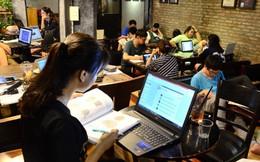 Quán cà phê ở Hà Nội 'hái ra tiền' nhờ người dân vào 'trốn nóng'