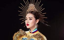 Áo dài Việt Nam đoạt giải Trang phục dân tộc đẹp nhất Hoa hậu Quốc tế 2019