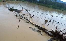 Phú Thọ: Hàng nghìn người dân vùng lũ chưa thể về nhà