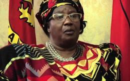 Từ thần tượng của phụ nữ yếu thế đến bê bối ngân quỹ lớn nhất Malawi