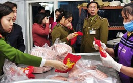 Hà Nội: 3 đoàn thanh tra an toàn thực phẩm Tết Trung thu 2019