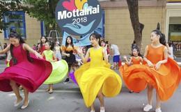 Câu lạc bộ Ngọc Trai Việt cổ vũ Mottainai 2018 bằng những màn trình diễn sôi động