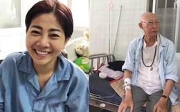 Thêm nhiều khoản tiền trợ giúp diễn viên Mai Phương và Lê Bình chữa ung thư phổi