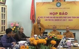 1.250 đại biểu dự Đại hội Đại biểu Phật giáo lần thứ VIII