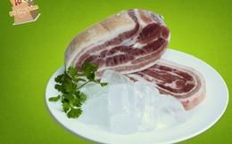 Thịt lợn hữu cơ giá cao vẫn được ưa chuộng