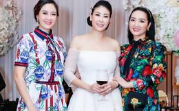 Dàn người đẹp hội ngộ trong tiệc sinh nhật con gái Hà Kiều Anh