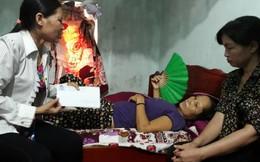 Hà Tĩnh tiếp tục san sẻ với phụ nữ bị ảnh hưởng bão số 10