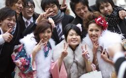Nhật Bản ứng phó với dân số già bằng cách hạ tuổi trưởng thành