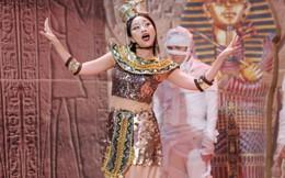 """MC Liêu Hà Trinh """"giật"""" cup """"Ơn giời"""" trong lần đầu diễn kịch"""