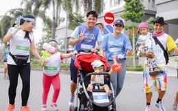 Gần 500 bác sĩ và khách hàng chạy bộ 'Vì trẻ sơ sinh Việt Nam'