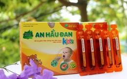 Ra mắt thực phẩm bảo vệ sức khỏe An Hầu Đan Kids