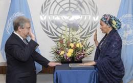 Nữ Phó Tổng thư ký LHQ coi trọng xóa đói nghèo