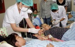 Đỉnh của dịch, số ca nhập viện do sốt xuất huyết tăng nhanh