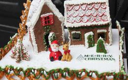 Bánh nhà gừng - món không thể thiếu dịp Giáng Sinh