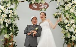 Trường Giang gây sốc khi chụp ảnh cưới cùng cô gái lạ