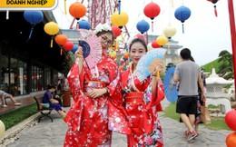 Khám phá văn hóa Nhật Bản tại Sun World Ha Long Complex