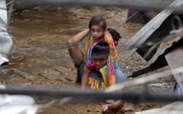 Sức tàn phá khủng khiếp của bão Tembin khi tràn qua Philippines