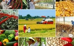 Nông nghiệp đặt mục tiêu xuất khẩu 43 tỷ USD