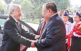 Củng cố và phát triển quan hệ hữu nghị đặc biệt Việt - Lào