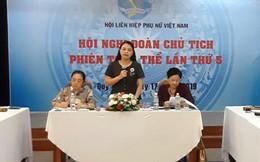 Bàn giải pháp phát triển hội viên, xây dựng đội ngũ Chi hội trưởng, Tổ trưởng Tổ phụ nữ