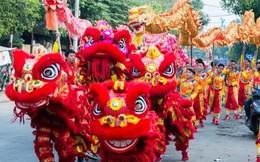 Hà Nội mở hội múa rồng chào đón ngày Giải phóng Thủ đô