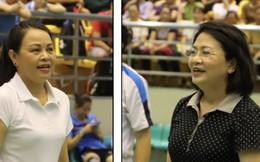 Liên hoan thể dục thể thao phụ nữ toàn quốc: Trận giao hữu cầu lông đặc biệt