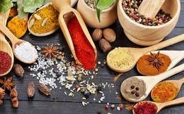 10 loại gia vị quen thuộc trong bếp có công dụng như thuốc