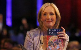 Tác giả Harry Potter trở thành nhà văn kiếm nhiều tiền nhất thế giới