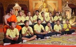 Đội bóng nhí Thái Lan hiểu hơn về tình yêu thương và lòng kiên nhẫn