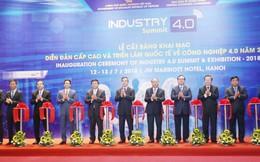Agribank dự Diễn đàn cấp cao và Triển lãm quốc tế về Công nghiệp 4.0
