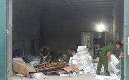 'Kho hàng' chứa hơn 700kg ma túy trong nhà 'nữ quái'