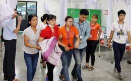 83 công nhân nhập viện cấp cứu nghi do ngộ độc thức ăn