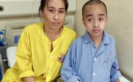 Bé 10 tuổi bị u não sắp bước vào ca mổ sinh tử lần thứ 5