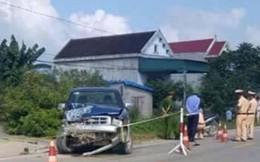 Khởi tố Chủ tịch UBND xã lái xe làm chết 2 người