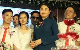 Xúc động đám cưới tập thể 'Giấc mơ có thật' của 65 cặp đôi khuyết tật