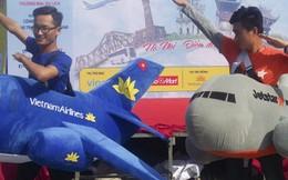 'Săn' vé máy bay 11.000 đồng tại Hội chợ Du lịch Quốc tế Việt Nam 2019