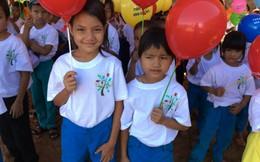 Nhà nội trú Vừ A Dính thắp sáng niềm vui cho trẻ nhỏ dân tộc CaDon