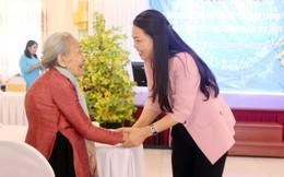 TƯ Hội LHPN Việt Nam gặp mặt các cán bộ hưu trí phía Nam