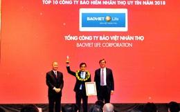 Bảo Việt nhân thọ dẫn đầu 10 công ty bảo hiểm nhân thọ uy tín nhất Việt Nam