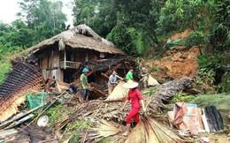 Lũ ống tại Hà Giang gây chết người, thiệt hại nhiều tài sản