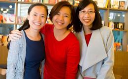 Hành trình tự xuất khẩu sách của những cô gái 'dại khờ mộng mơ'